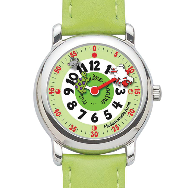 montre-verte